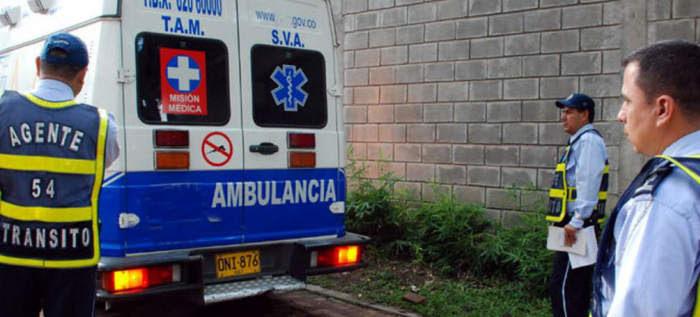 Movilidad adelanta operativos a ambulancias para control de la informalidad