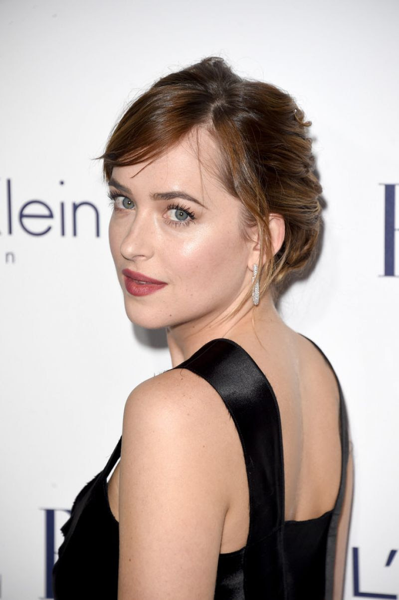 DAKOTA JOHNSON at 2015 Elle Women in Hollywood Awards in Los Angeles 10/19/2015