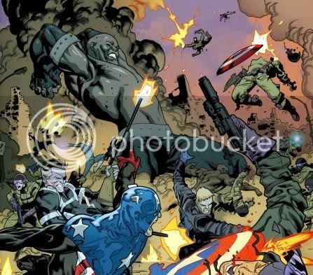 Novos Vingadores: O Cerco