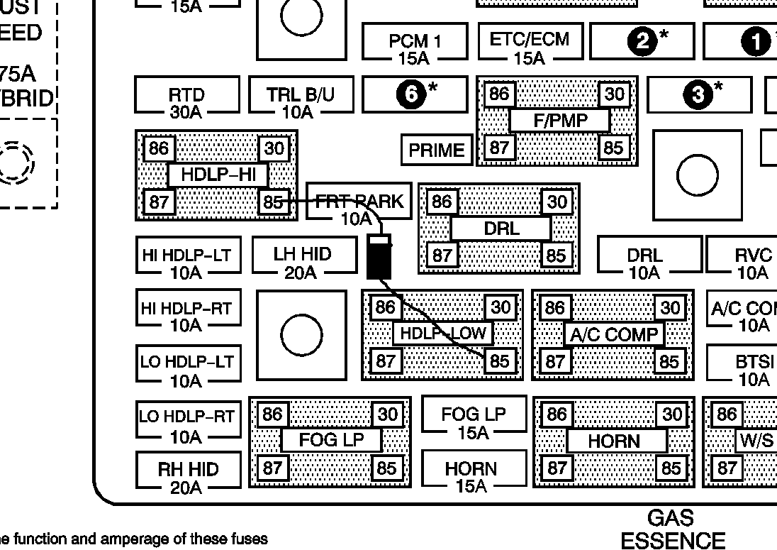 2003 Chevy C4500 Drl Wiring Diagram