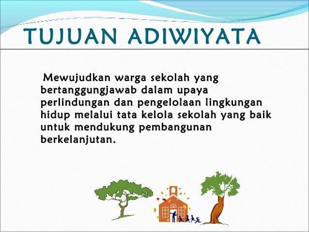 Contoh Puisi Adiwiyata Contohsek
