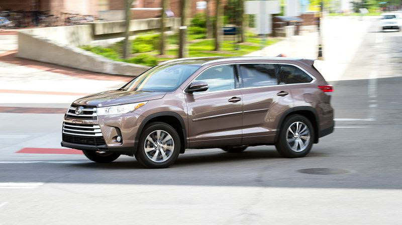 2019 Toyota Highlander Engine Specs & Review - spirotours.com
