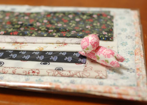 Giveaway fabrics