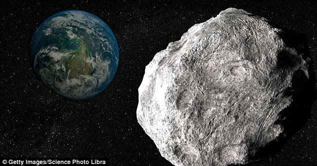 """Resultado de imagem para Asteroide """"potencialmente perigoso"""" de 5 km passará próximo da fotos"""