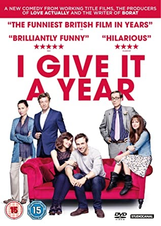 Films Like I Give It A Year