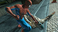 The Amazing Spider man 2 screenshots 03 small downloadable game The Amazing Spider man 2 for PS3