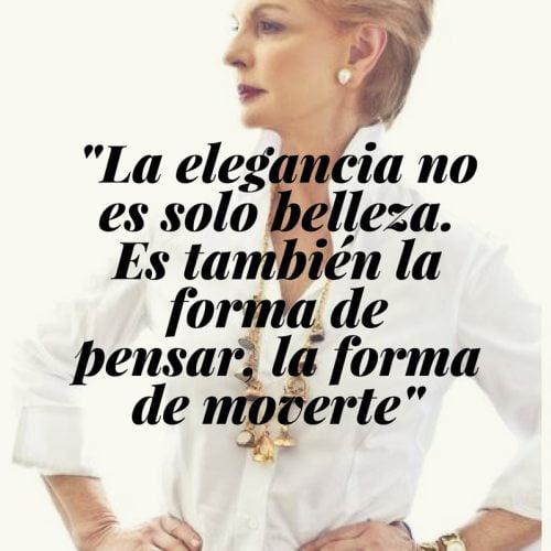 8 Frases De Carolina Herrera Para Pensar En La Moda Mujer Y Punto