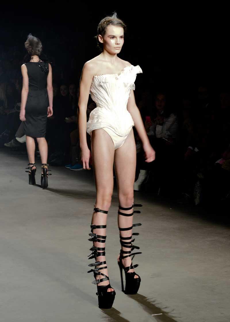 Dennis Diem Fashion Week Show Airmagazine