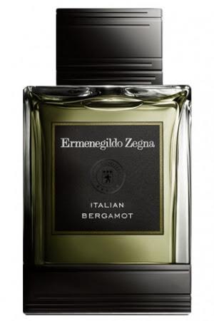 Italian Bergamot Ermenegildo Zegna Masculino