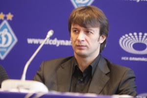 Шовковский не захотел расказывать об инциденте в подтрибунном помещении