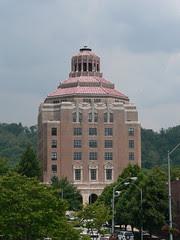 City Building, Asheville