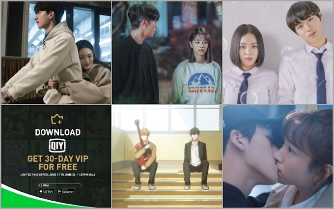 iQiyi brings young adult dramas, offers free 30-day VIP access for PH users