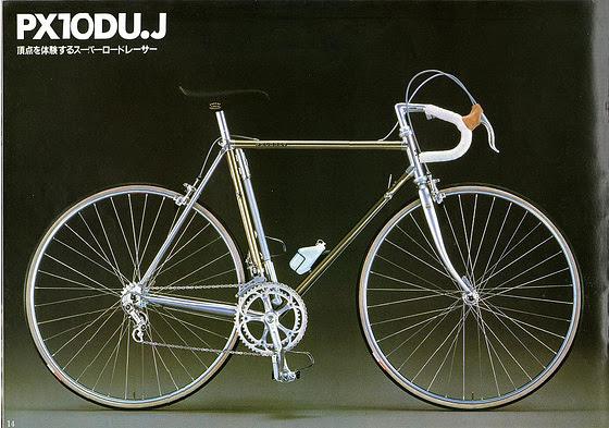 Peugeot PX-10DU 1982 Japan