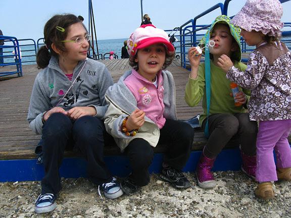 Alessia, Giulia, Marta e Bianka