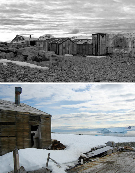 Abandoned Antarctica Stonington 1