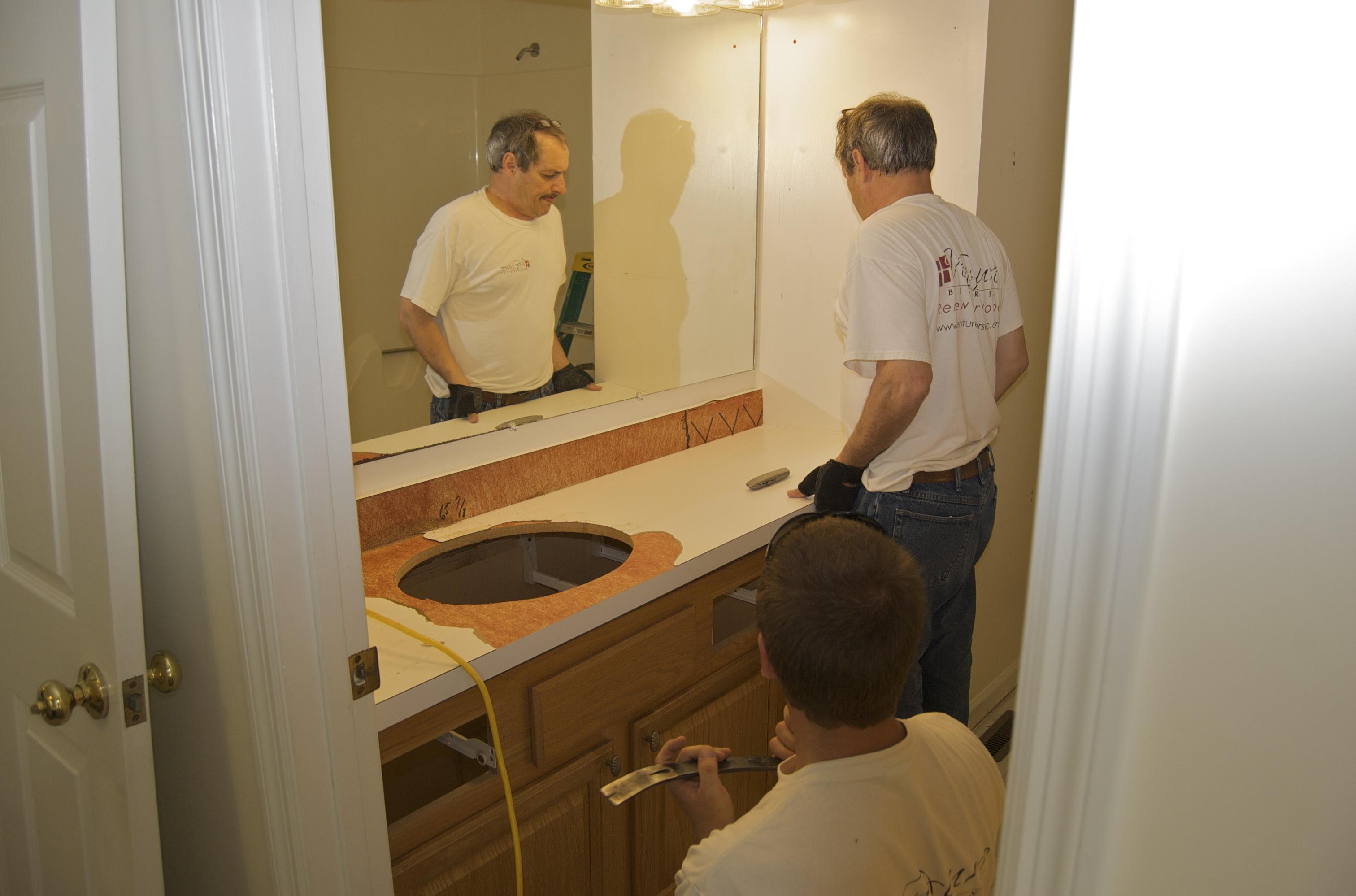 Emergency Bathroom Remodeling in New York