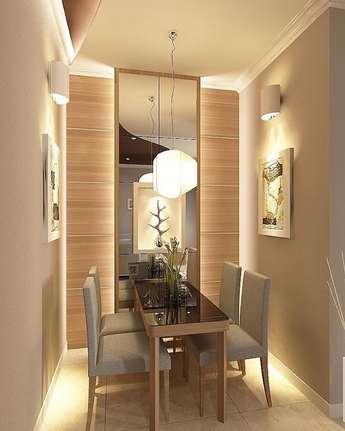Ruang Makan Menyatu Dengan Dapur | Ide Rumah Minimalis