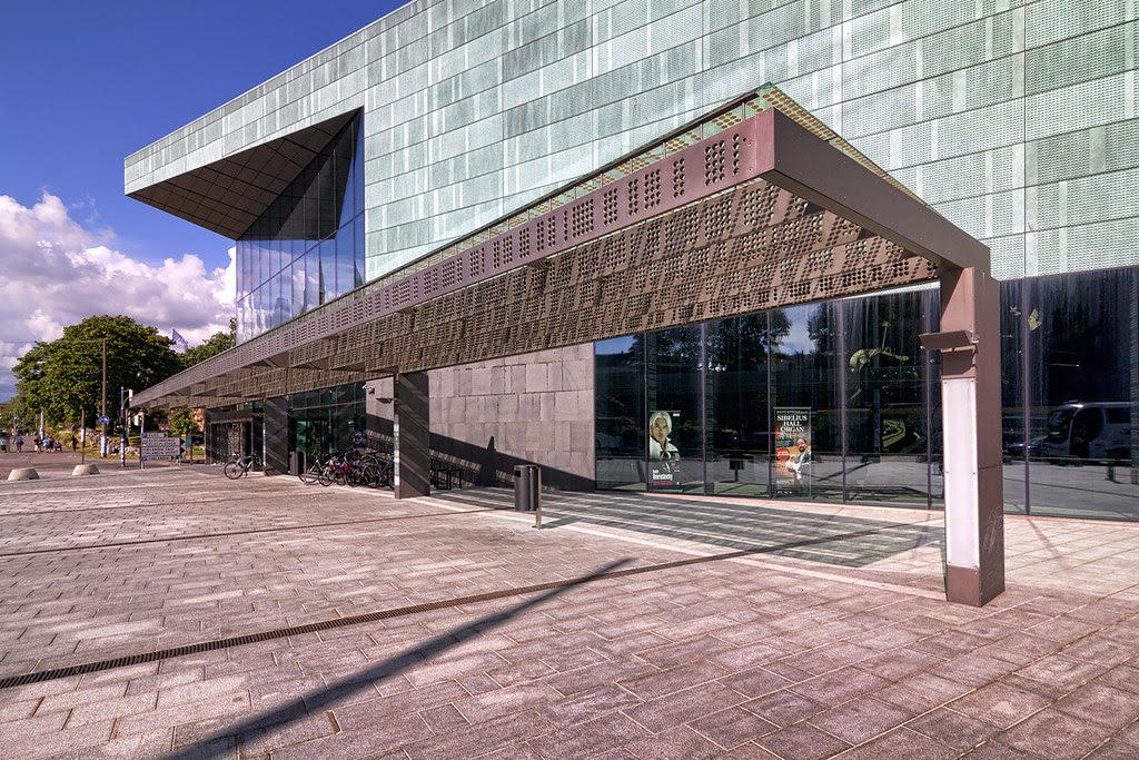 Helsinki Musiikkitalo Music Center