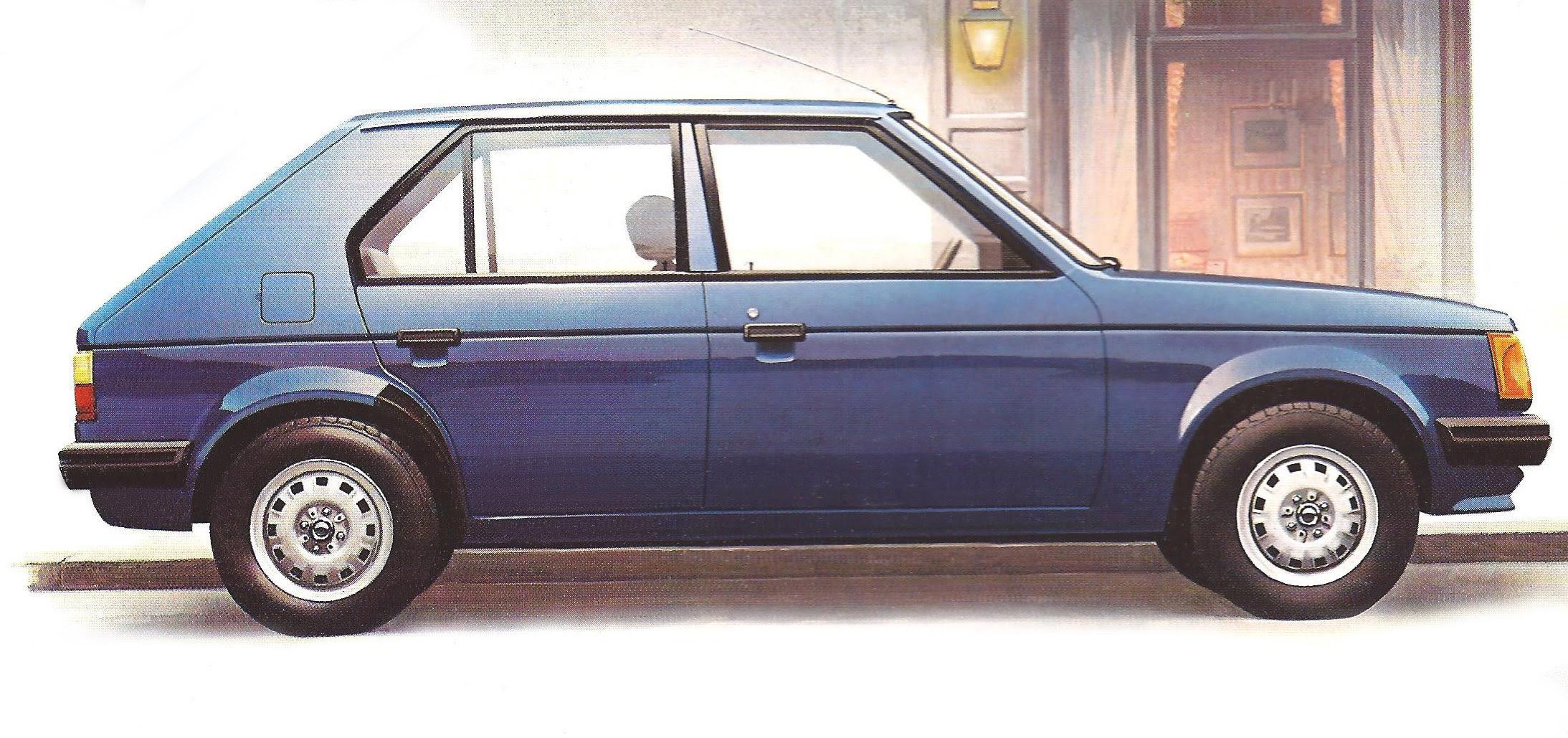 Hatch Heaven 1978 Simca Horizon Gl