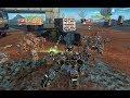 Tanks VS Robots: Zcomity đơn độc Tử Chiến Sir.Tom và Laser Wind