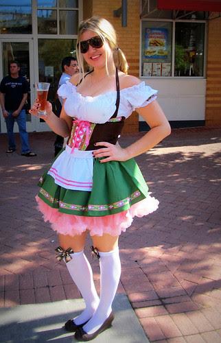 Oktoberfest lass