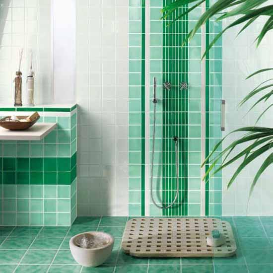 Bathroom Tile | design by alexandra