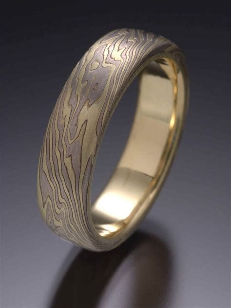 45 best images about Mokume Gane rings!??? on Pinterest
