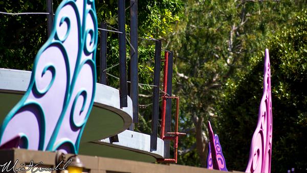 Disneyland Resort, Disneyland, Alice in Wonderland, Refurbishment, Refurb