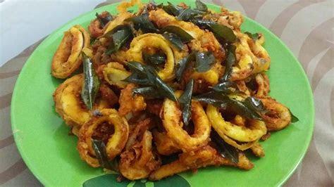 zulfaza loves cooking sotong goreng tepung