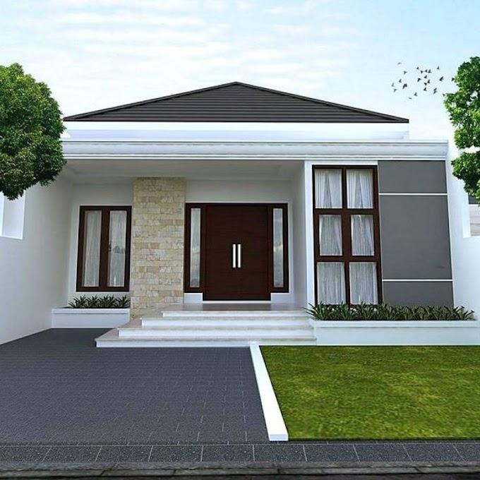 Desain Batu Alam Rumah Minimalis | Ide Rumah Minimalis