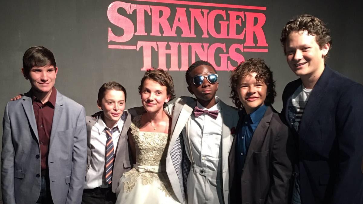 Quién Es Quién En Stranger Things La Serie De Netflix Ascom