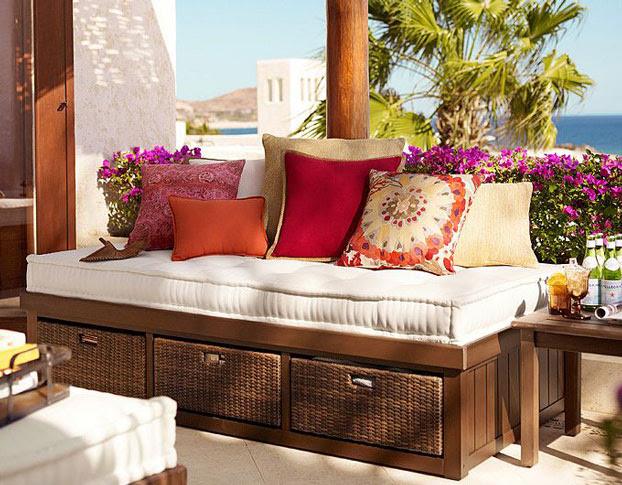 10 Stylish Comfortable and Enduring Outdoor Patio ...