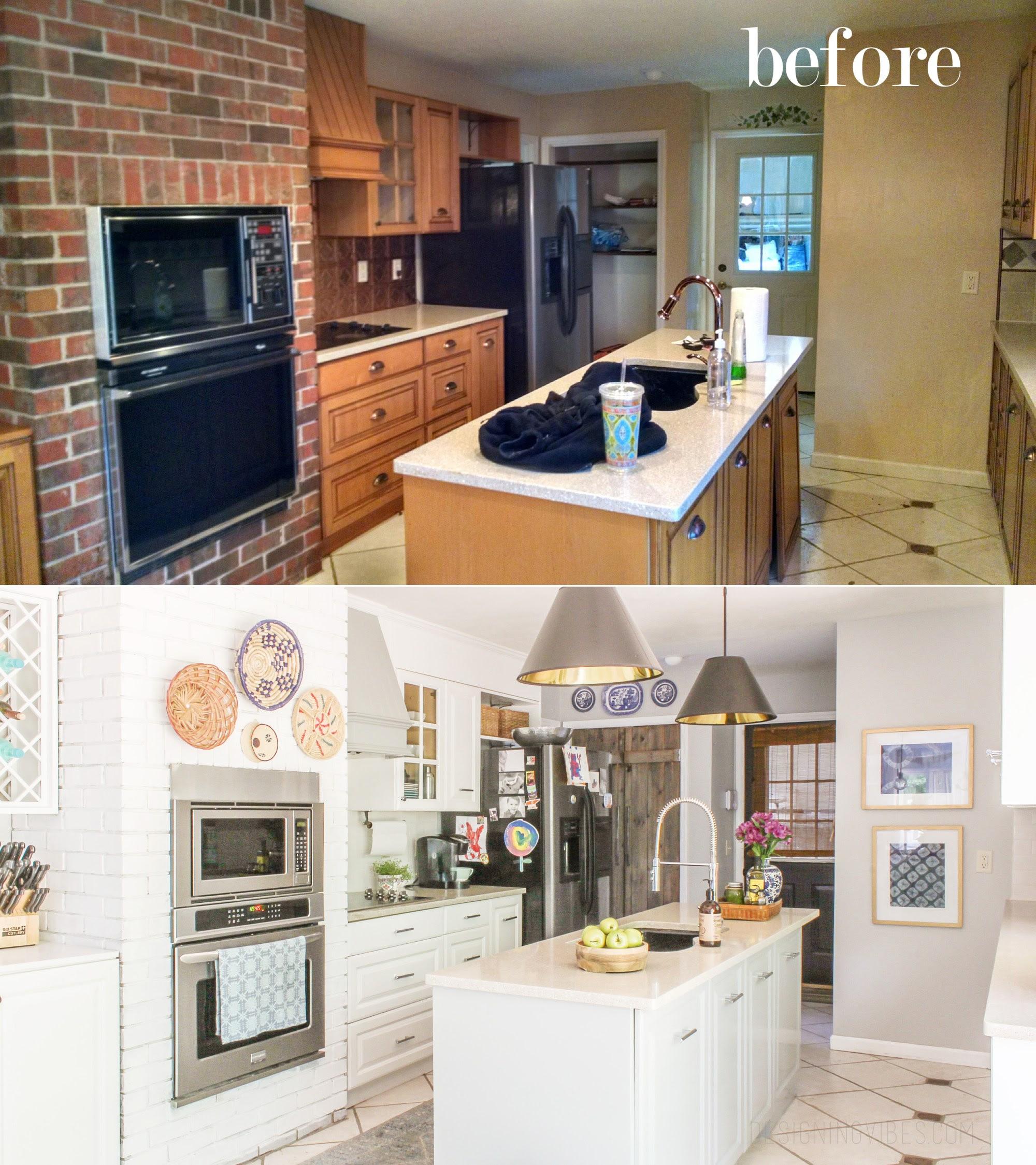 5 Diy Budget Kitchen Renovations - diy Thought