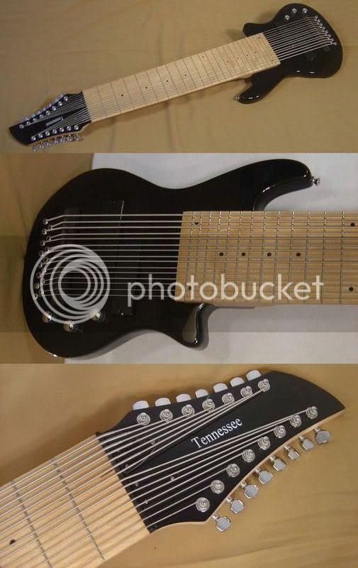 15-string bass guitar