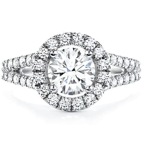 Repertoire Select Split Shank Engagement Ring