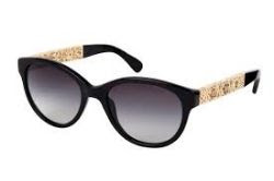 Chanel Butterfly Filigree Sunglasses