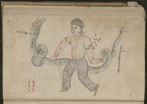 The Constellations - al-Sufi (15th c. version) a