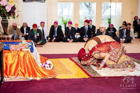 Fusion Indian Wedding Ceremony, Austin Gurdwara Sahib