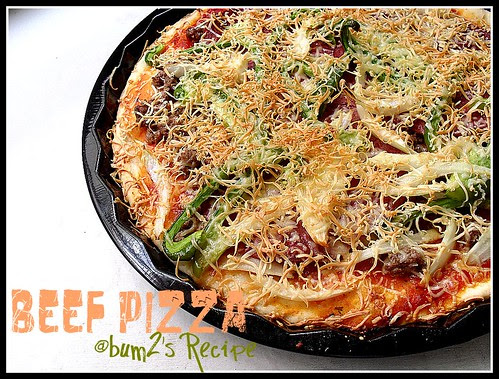 The Bumbum Family S Journal Resep Pizza Super Gampang