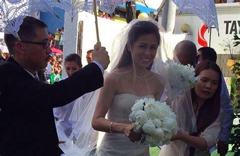 LOOK: Toni Gonzaga beautiful and elegant Vera Wang wedding