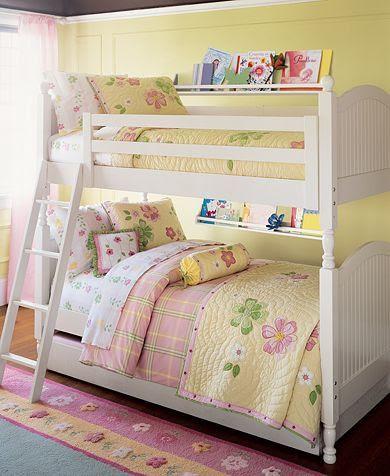 Bunk Beds - Girls' bedroom ideas