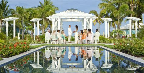 Sandals Resorts   Your Wedding Your Style!   Luxurious