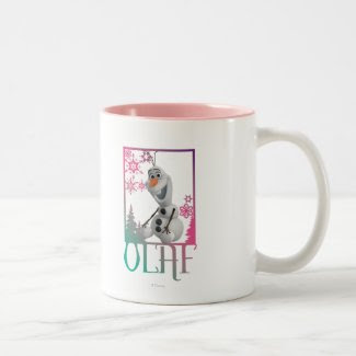 Olaf Sitting Mugs
