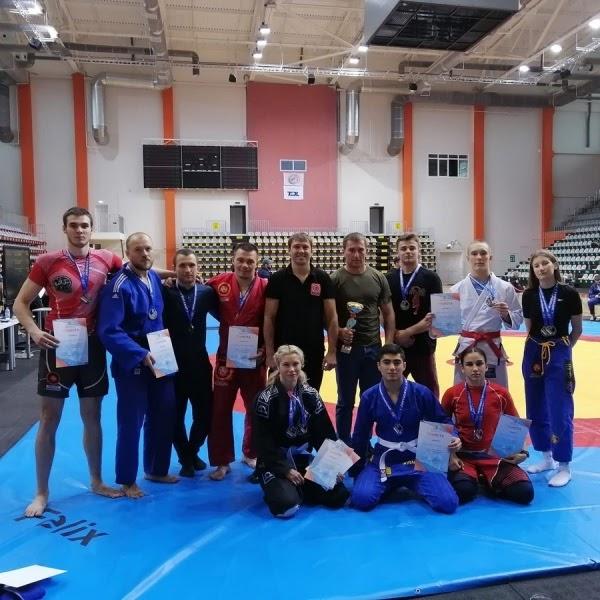 Курские борцы взяли 13 медалей чемпионата ЦФО