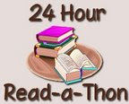 24 hour readathon button