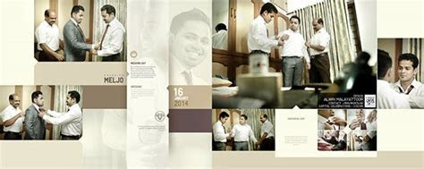 WEDDING ALBUM LAYOUT on Behance