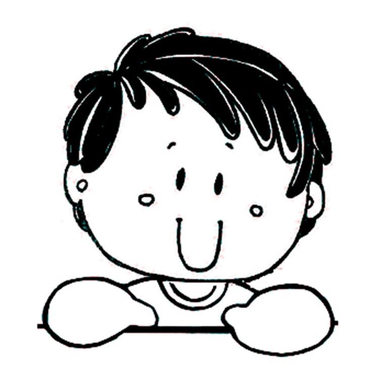 Dibujos Infantiles Para Colorear Pintar E Imprimir