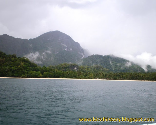 Mt. St. Paul, Palawan