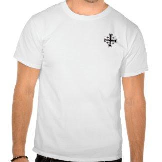 Crusaders Shirt zazzle_shirt
