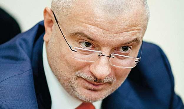 Совет Федерации России атаковала «голубая гвардия» педерастов